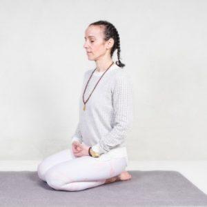 Logo del grupo Iniciación Meditación. Anabel Barredo. Flexibilidad Horaria.