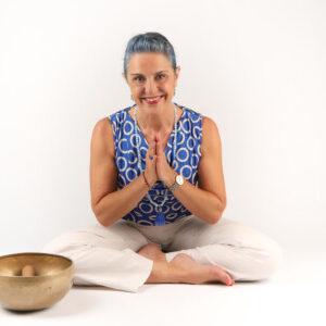 Logo del grupo Iniciación Meditación Prof: Silvia Monne Comienzo 21 Octubre 19h.