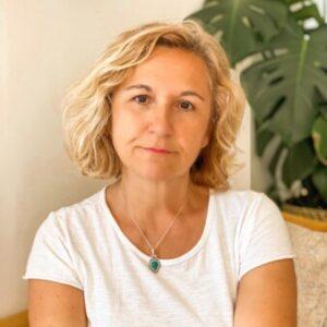 Logo del grupo Iniciación Meditación. Prof: Pilar H. Ocón. Flexibilidad horaria