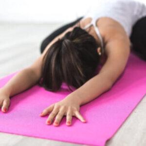 Logo del grupo Taller: Columna Sana – Yoga. Harriet Hoffrogge. 24/04. 12 h. a 14 h. Coste: 18 €